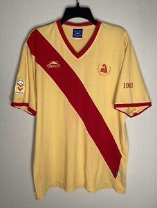 Vintage Mexico Club Atletico Morelia Monarcas Men's Soccer Jersey