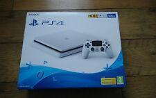 PS4 Sony PlayStation 4 White Bundle 500GB Brand New Sealed Box Destiny 2 Game