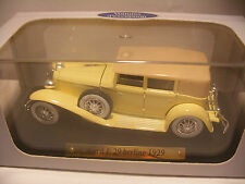 voiture d'exception 1/43 eme CORD L 29 Berline 1929 Neuf Metal
