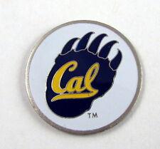 5 NCAA Collegiate Golf Ballmark Ballmarker Ball mark ballmark California White B