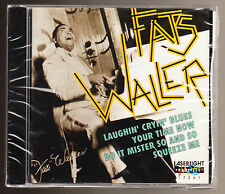 FATS WALLER - LAUGHIN' CRYIN' BLUES, MIDNIGHT BLUES - NEW & SEALED CD (1996)