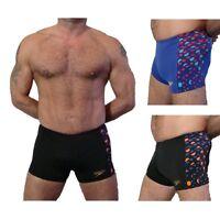 Speedo Mens Fluid Blade Swimming Trunks/Shorts,Endurance,Sizes,28,30,32,34,36,38