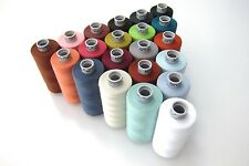 Gutermann Industrial Sew-All Polyester Sewing Thread 1000M - Pick & Choose Color