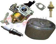 Honda GX390 13HP Carburetor & Air Filter Spark Plug Fits Honda Gasoline Engine