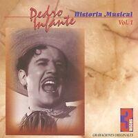 Historia Musical, Vol. 1 [2002 WEA] by Pedro Infante (CD, Aug-2002, 3 Discs,...7