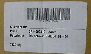 CRYOMAX 2312 Radiator - Dodge Caravan