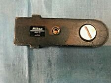NIKON AH-2 TRIPOD ADAPTER PLATE IN EXCELLENT CONDITION