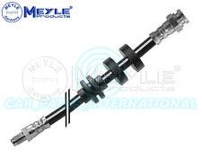 Meyle Germany Brake Hose, Front Axle, 214 525 0012