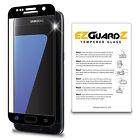 2X For Samsung Galaxy S7 EZguardz Premium Tempered Glass Screen Protector