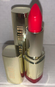 Milani Color Statement Lipstick #54 Rebel Rouge ~ New Unseal ~ Lot Of 2