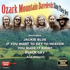 Ozark Mountain Daredevils - Sing Their Best [New CD]