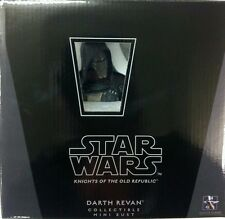 STAR WARS GENTLE GIANT MINI BUST DARTH REVAN BRAND NEW NEVER OPENED