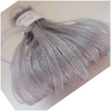 3mm Woven Edge Sheer Organza Ribbon-5 Metres- Tying Ribbon,Crafts,Free P & P