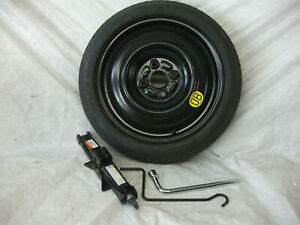 CITROEN C1 2005-2017 SPACE SAVER SPARE WHEEL 14'' AND JACKING KIT