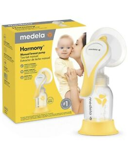 Nuevo extractor de leche manual Medela Harmony, de una sola mano,Escudo Flexible