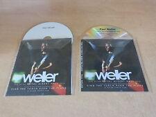 PAUL WELLER - LIVE AT ROYAL ALBERT HALL!!!! RARE DVD + CD PROMO!!!!!!!!!!!!
