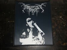 Forgotten Tomb Backpatch Patch Black Metal DSBM Horna Tsjuder