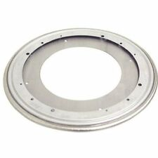 "12"" 1000lb Round Metal Frame Lazy Susan Ball Bearing Turntable For Rotating Rack"