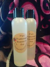 100 % Pure Fractionated Coconut Oil-Free Shipping