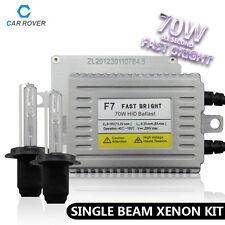 Quick Start 12V 70W HID Xenon Kit for H1 H3 H7 H11 9005 9006 43K 5K 6K 8K 10K