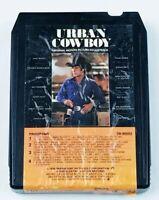 Vintage Urban Cowboy Original Motion Picture Soundtrack 8 Track Tape 1980