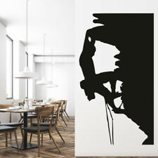 Rock Climbing Extreme Sports Wall Decal Sticker WS-42933