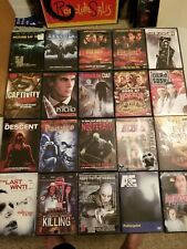 Halloween Horror DVD lot of 20 Movies Scary Zombie Ghost Psycho Hostel #9
