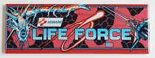 Life Force Marquee FRIDGE MAGNET (1.5 x 4.5 inches) arcade video game header