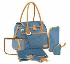 Babymoov Style Blue Maternity Changing Bag with Accessories  BRAND NEW