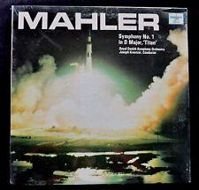 "MAHLER SYMPHONY NO 1 IN D MINOR ""TITAN:""-ROYAL DANISH SYMPHONY-SEALED LP"
