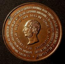 Gedeon de Forceville, Medaille 1881, v. Massonet, Monument Picardes Amiens, RR!