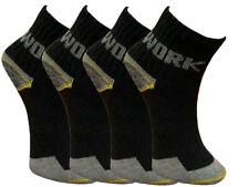 6 - 24 Paar Herren Socken Arbeitssocken Strümpfe Baumwolle 39-42 43-46 Kurz