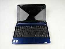 """Acer Aspire One Series ZG5 1GB Netbook 9"""" Screen BROKEN / FOR PARTS."""