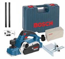 Bosch Hobel Elektrohobel GHO 26-82 D im Koffer + 1 Paar Hartmetall Hobelmesser