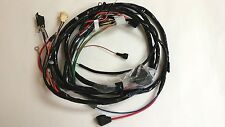 1969 Nova SS Chevy II Forward Front Light Wiring Harness with Console Gauges V8