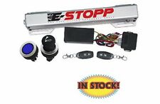 E-Stopp Electronic Emergency Brake Kit With Actuator and Remotes - ESK002