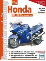 Honda CBR 1100 XX Blackbird Reparaturanleitung Reparaturhandbuch Reparaturbuch