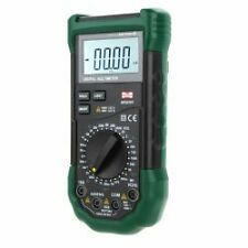 MASTECH MS8265 DMM Digital Multimeters 20000 Counts Frequency & Capacitance Test