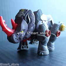 Transformers Cybertron Galaxy Force Backstop Beast Wars Dinobots 100% Complete