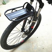 Vélo Bicyclette avant Support Bagage Étagère Porte Sacoche Support
