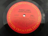 "Ramsey Lewis ""Chance Encounter"" 1982 Jazz LP, VG+, Original Columbia, Vinyl"