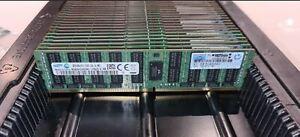 Samsung HP 32GB DDR4 2133MHz ECC LRDIMM HPE PN 726722-B21 774174-001 752372-081