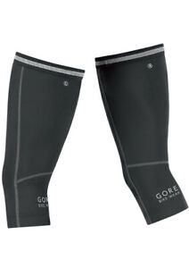 Gore Bike Wear Universal Thermo Knee Warmers - Black XS NEW