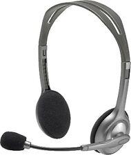 Logitech H110 Noise-Canceling Stereo Headset
