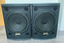 More details for 2 x tannoy i12 speakers #pair 1 of 2