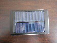 20000mAh Solar Portable USB External Battery Charger Power Bank Cell Phone;Black