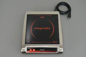 Vollrath 59500F Mirage Fajita Induction Range Countertop Pan Heater (24269 G24)