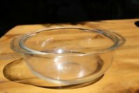 Vintage Pyrex Corning Clear Glass Mixing Bowl 022 1 Qt. / 1 Ltr PYREX USA
