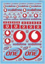 1/18 1/12 1/24 1/20 decals Vodafone