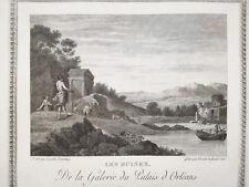 Galerie Palais Royal Corneille Poelenburg The Ruins - 1786#